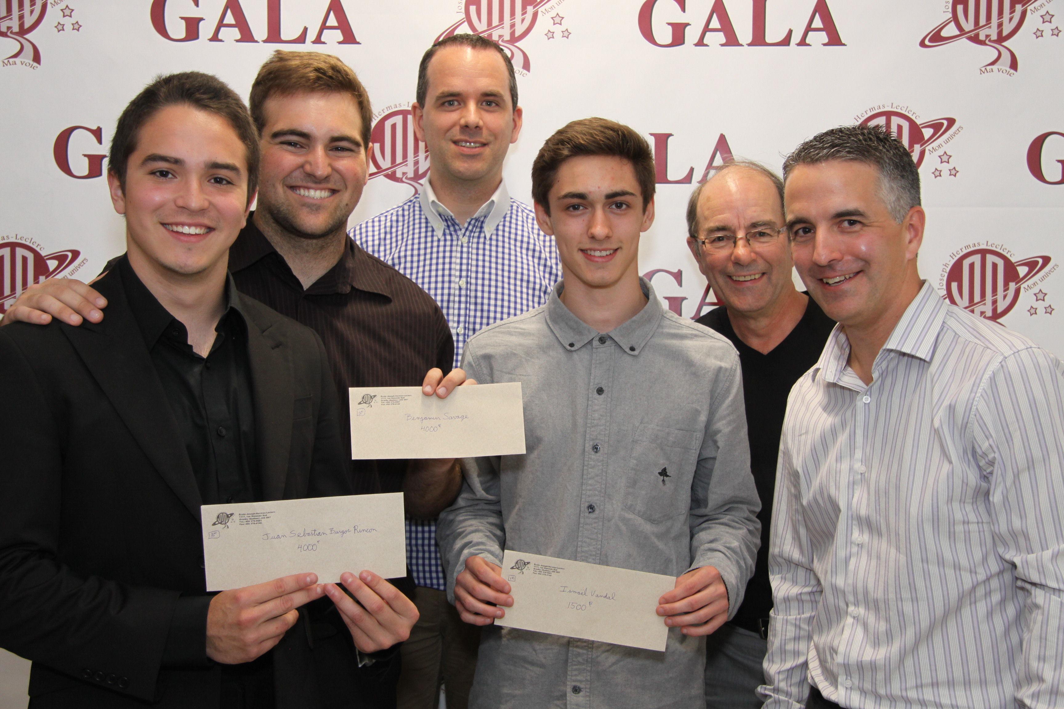 Gala méritas 5e secondaire 2013-2014