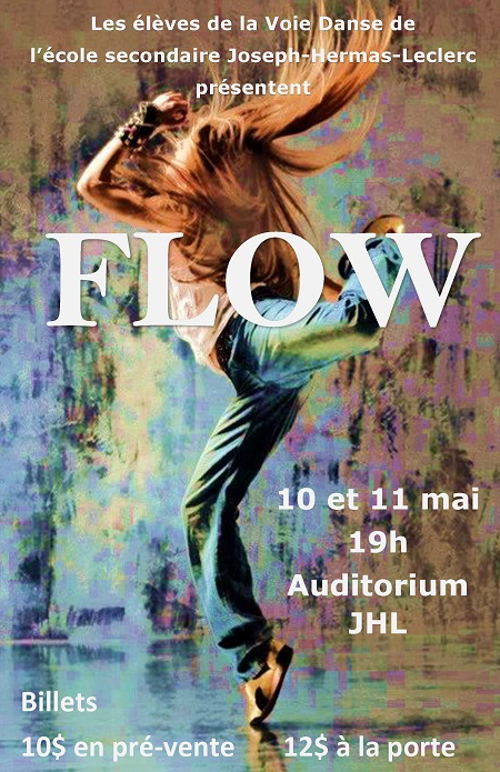 Spectacle de danse Flow